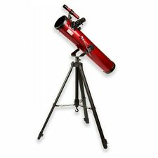 Carson Red Planet Newtownian Reflector Telescope 35-87.5x 76mm RP100 Astronomy