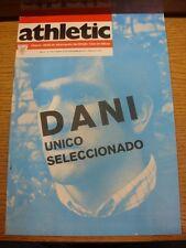 24/11/1977 Athletic Club Bilbao: Athletic Official Organ Of Information - No.130