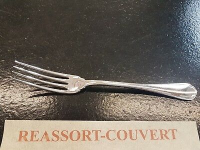 Decorative Arts Selfless Fork Desserts Cheese Christofle Japanese 7 3/16in Good Condition Silver 0103 18 Antiques