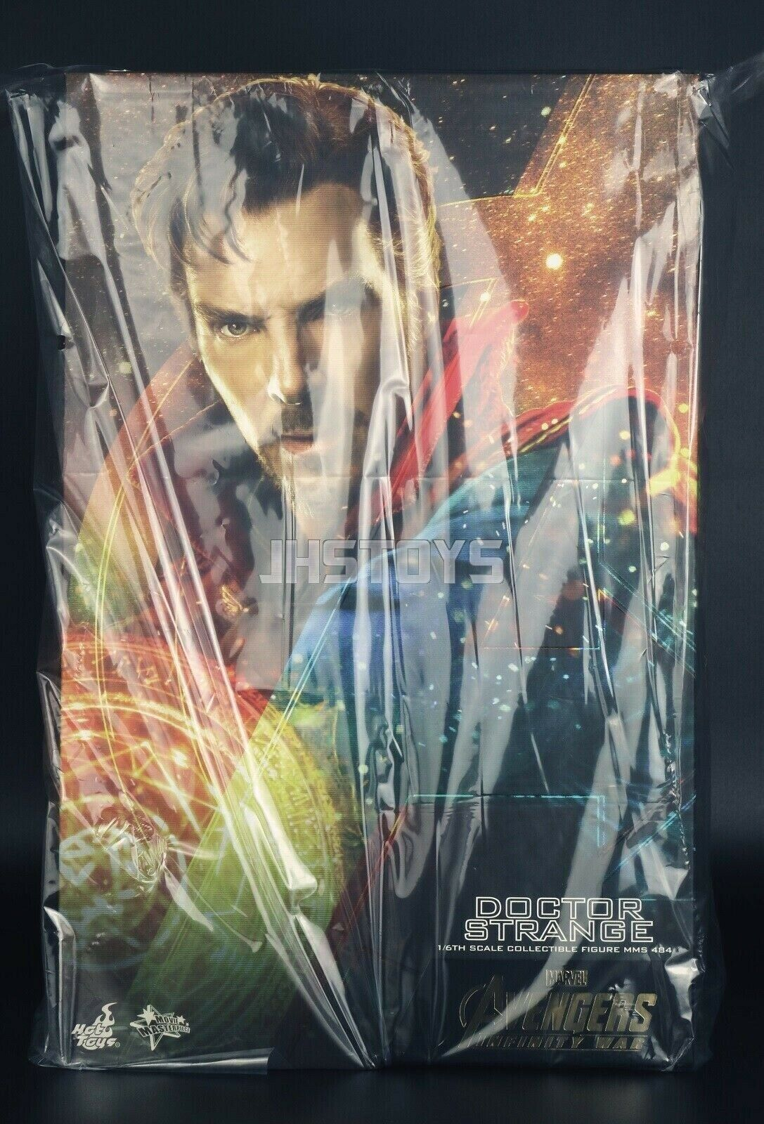 Nuevo Hot Juguetes 1 6 Vengadores Infinito Guerra Doctor Strange MMS484 EMS