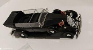 Rio-1-43-Mercedes-Hitler-III-REICH-WW2-NO-dinky-avec-Boite-MIB-Rare