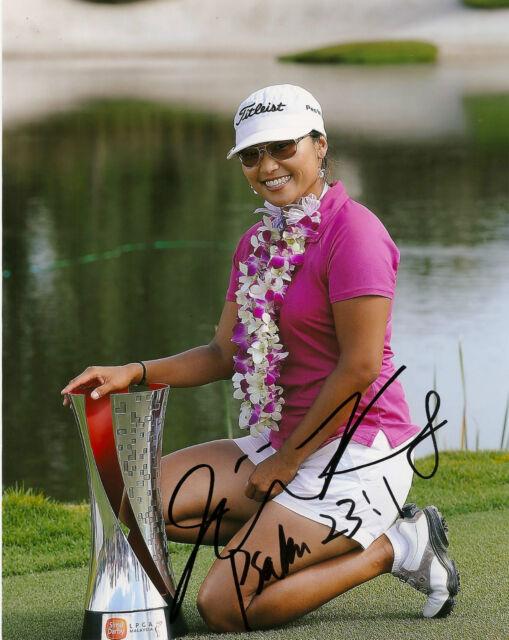 LPGA Jimin Kang Autographed Signed 8x10 Photo COA