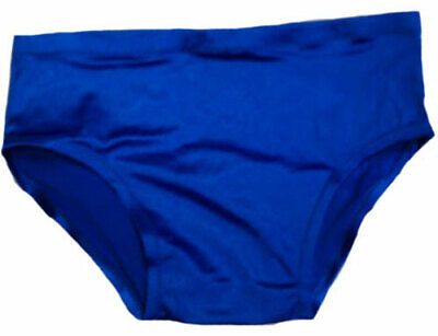 Royal Blue Pro Wrestling Trunks WWE MMA NXT ROH NWA Professional Gear