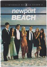 NEWPORT BEACH  -  Intégrale saison 3 - Coffret 4 boitiers slim - 7 DVD - NEUF