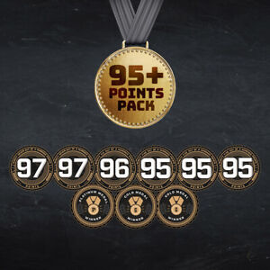 95+ Point Pack 22.0 Red Wine pack of 12