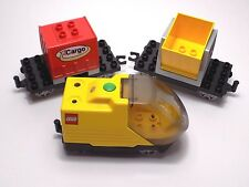 Lego Duplo Motorized Train Engine Cars Set Intelli Eisenbahn Thomas 3335