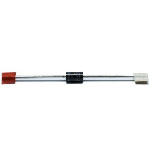 8x sb3100 diodo gleichrichterdiode Schottky THT 100v 3a do201 diotec semiconduc