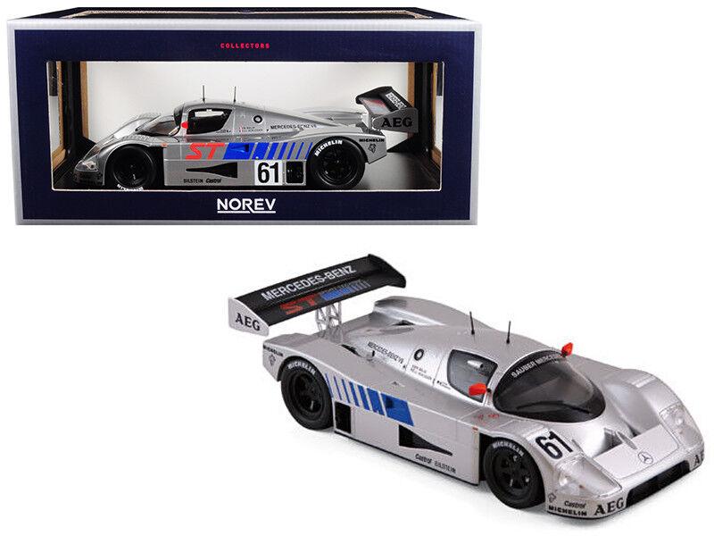 1 18 Norev Sauber Mercedes C9 ganador 400km Suzuka 1989 Baldi Schlesser 61 183441