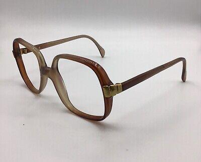 METZLER Genium Van Laack Brille L003 Gold Plated 18ct Allergy Free Vintage Frame