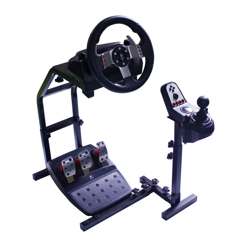 Racing Steering Wheel Stand for Logitech G27 G25 G29 and G920 AG101