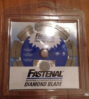 Fastenal Diamond Blade Size 4 X .080 Brand-new
