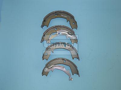 Premium Rear Brake Pad for Hyundai Grandeur Trajet Sonata Tucson Santa Fe Getz