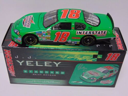 1 of 144 Rare J.J. YELEY NASCAR 2006 Monte Carlo 124 SCALE ACTION CAR GM Dealer