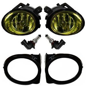 Nebelscheinwerfer-gelb-mit-Leuchtmittel-BMW-3-E46-02-98-und-5-E39-01-05