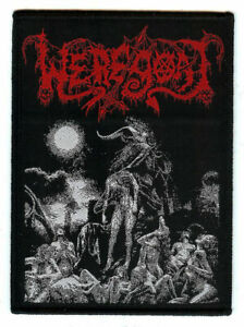 Weregoat-Pestilential-Rites-of-Infernal-Fornication-Woven-Patch-Black-Death