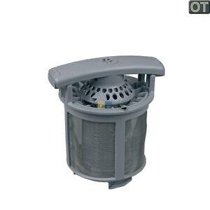 Set Original Tamiz Fino + Grueso Filtro Lavavajillas Electrolux AEG 111916110
