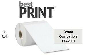 Best-Print-4XL-Direct-Thermal-Shipping-Labels-4x6-034-1-Roll-DYM1744907-Comp