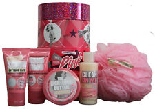 Soap And Glory Take Your Pink Gift Set With Signature Pink Fragrance