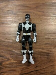 BAN DAI Power Rangers Black Ranger Figure Toy MMPR