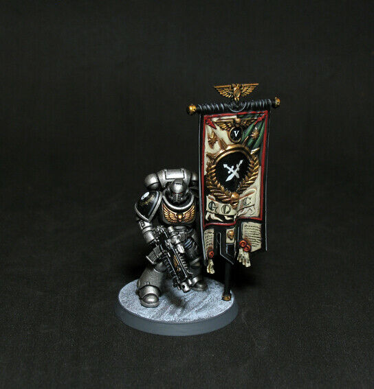 Pro Pintado 40k da Guardianes de la Alianza Primaris Antiguo En Miniatura