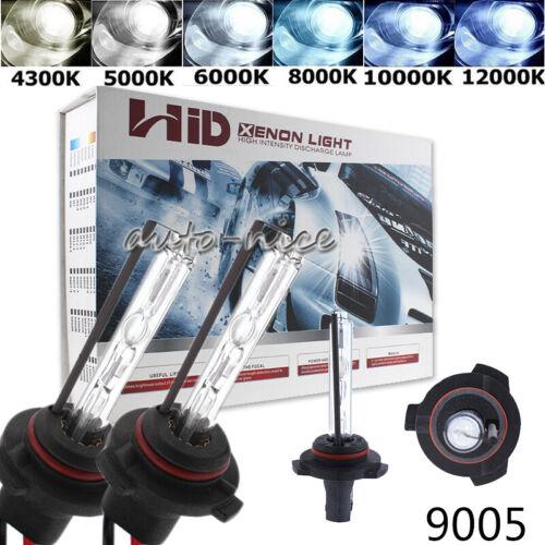 2Pcs 35W 55W Replacement HID KIT /'s Light Bulbs H4 H7 H10 H11 H13 9004 9005 9006