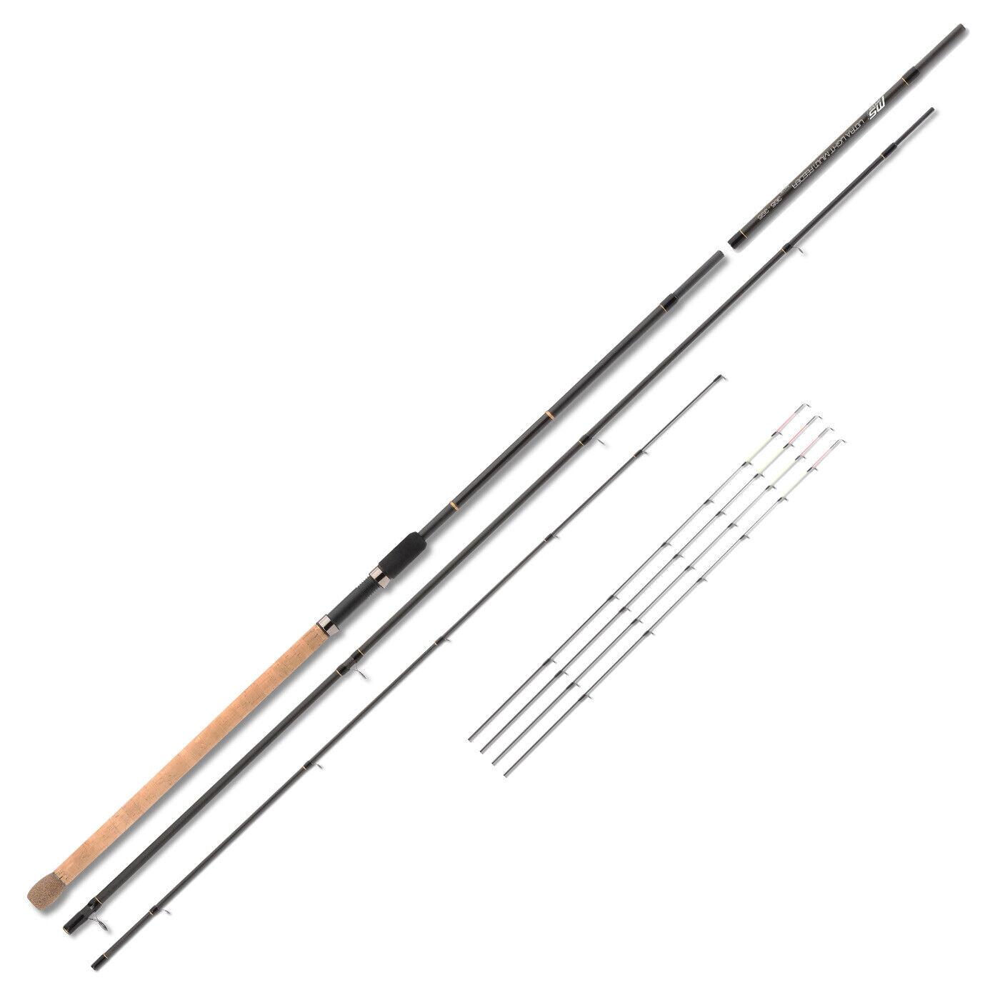 MS Range Multi Feeder UL 300 330cm feederrute a great rod look top