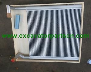 Oil Cooler Core Fit Hitachi EX200 EX200-2 EX200-3 With Isuzu 6BD1T Engine