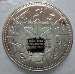 CANADA-1978-SPECIMEN-COMMEMORATIVE-SILVER-DOLLAR-COIN