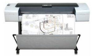 HP-Designjet-T610-44-034-A0-Printer-Q6712A