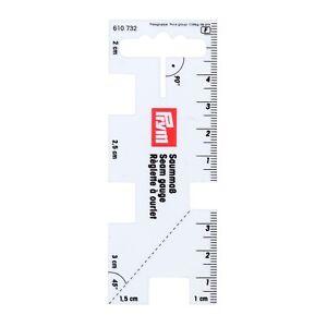 Saummass-transparent-Handmass-Prym-610732-Schneider-Lineal-Mass