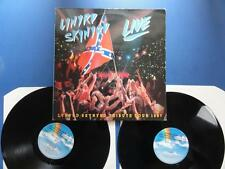 LYNYRD SKYNYRD  LIVE TRIBUTE TO 1987 MCA 88 A-1UB-2U UK 2xLP nr MINT VINYLS