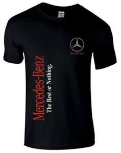 MERCEDES-Benz-Top-Quality-T-Shirt-for-Girls-and-Boys