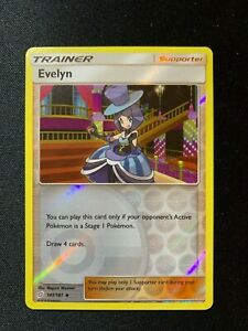 Evelyn-141-181-Uncommon-Reverse-Holo-Team-Up-NM-Pokemon-Card