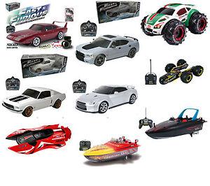 Happy People RC Nikko SlammR Vaporizr Fast & Furious Dodge Mustang Transformers