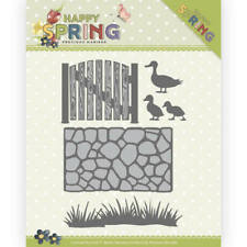 PM10150 Happy Spring Collection von Precious Marieke kleine Vögel