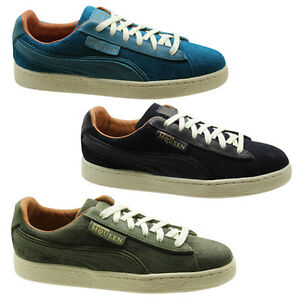 7410e04ab9b0 Image is loading Puma-Alexander-McQueen-AMQ-Suede-Unisex-Mens-Womens-