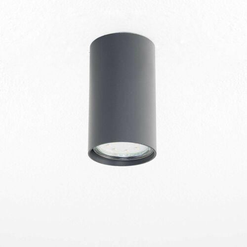 5 cm gu10 Projecteur Spot Lampe Couloir Salon Plafonnier Anthracite ø5