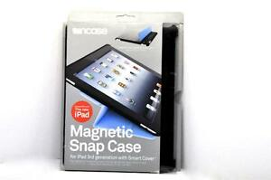 NEW-Incase-Magnetic-iPad-Snap-Case-CL60137-for-Ipad-3rd-4th-Gen-Black