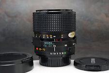- Minolta MD 35-70mm f3.5 Constant Aperture Lens