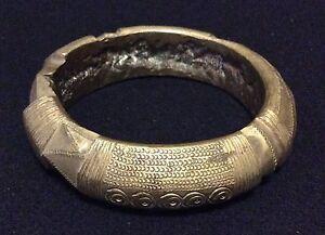 Bracelet-Alloy-Bronzesmith-Tuareg-Niger-or-Mali-Africa-Jewelry