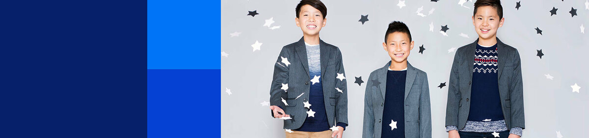 Shop event Dressed to Impress Kids' Partywear from under £14.99