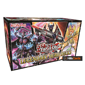 YuGiOh-Legendary-Hero-Decks-3-50-Card-Structure-Decks-Inc-Ascension-Sky-Dragon