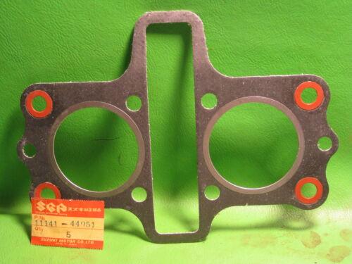 11141-44053 SUZUKI GS400 1977-78 SUZUKI CYLINDER HEAD GASKET OEM 11141-44051