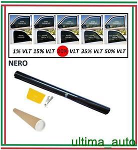 PELLICOLA-OSCURANTE-PER-VETRI-AUTO-NERO-20-76cm-x-3m-76cm-x-300cm