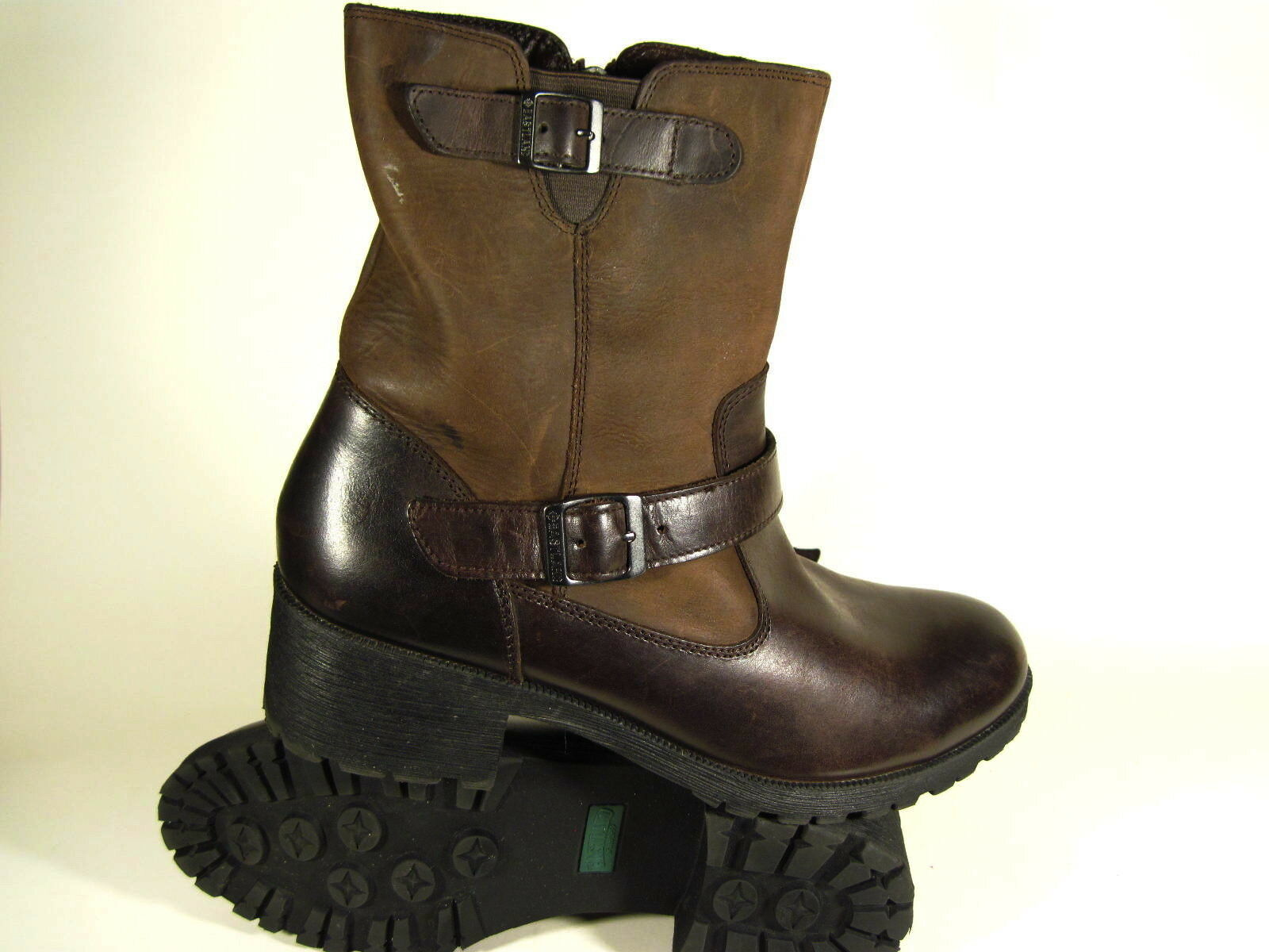 EASTLAND WOMEN MOTOCYCLE BOOTS BROWN SIZE SIZE SIZE 10EASTLAND BELMONT WOMEN BOOT     001 132427