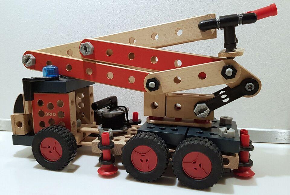 brio builder brandbil