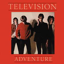 Television - Adventure LP REISSUE NEW / LIMITED EDITION GOLD VINYL Tom Verlaine