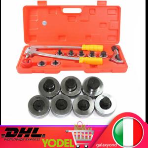 Tubi-Espansore-Kit-Pinza-Per-Climatizzatore-Plumming-refrigerazione-rame-tubo