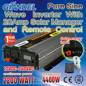 Pure-Sine-Wave-Power-Inverter-2200W-4400W-12V-240V-With-20A-Solar-Controller-LED