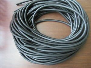 """SURGICAL RUBBER LATEX TUBING FLO RED FISHING RIG 1//4/"""" ID X 1//16/"""" WALL SOFT TUBE"""